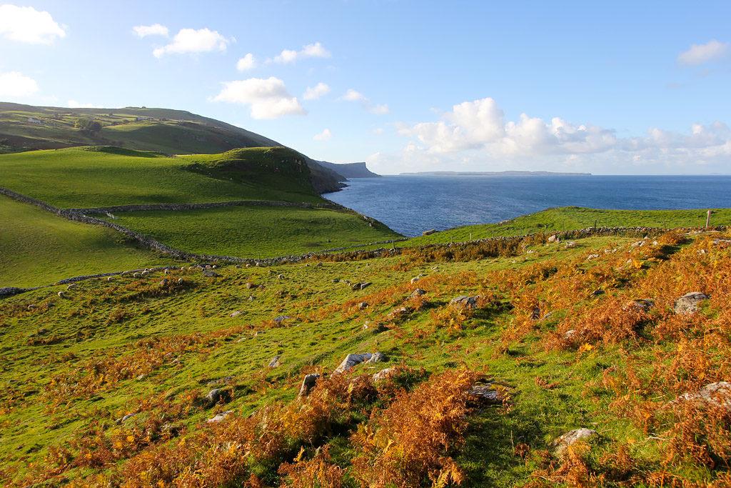 Torr Head road trip Irlande du Nord