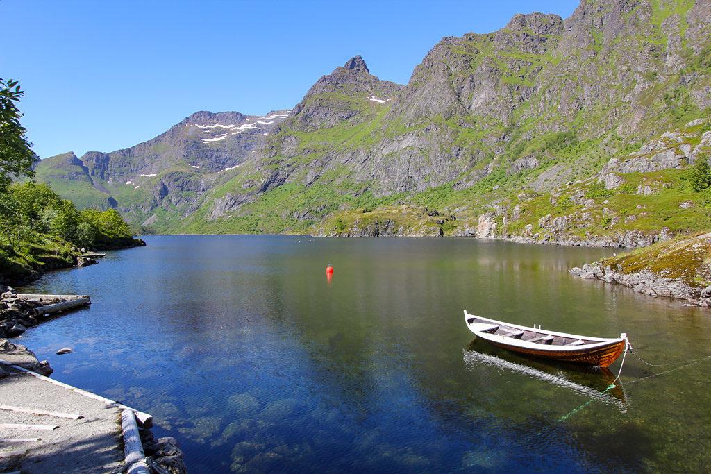 Lac village A i Lofoten