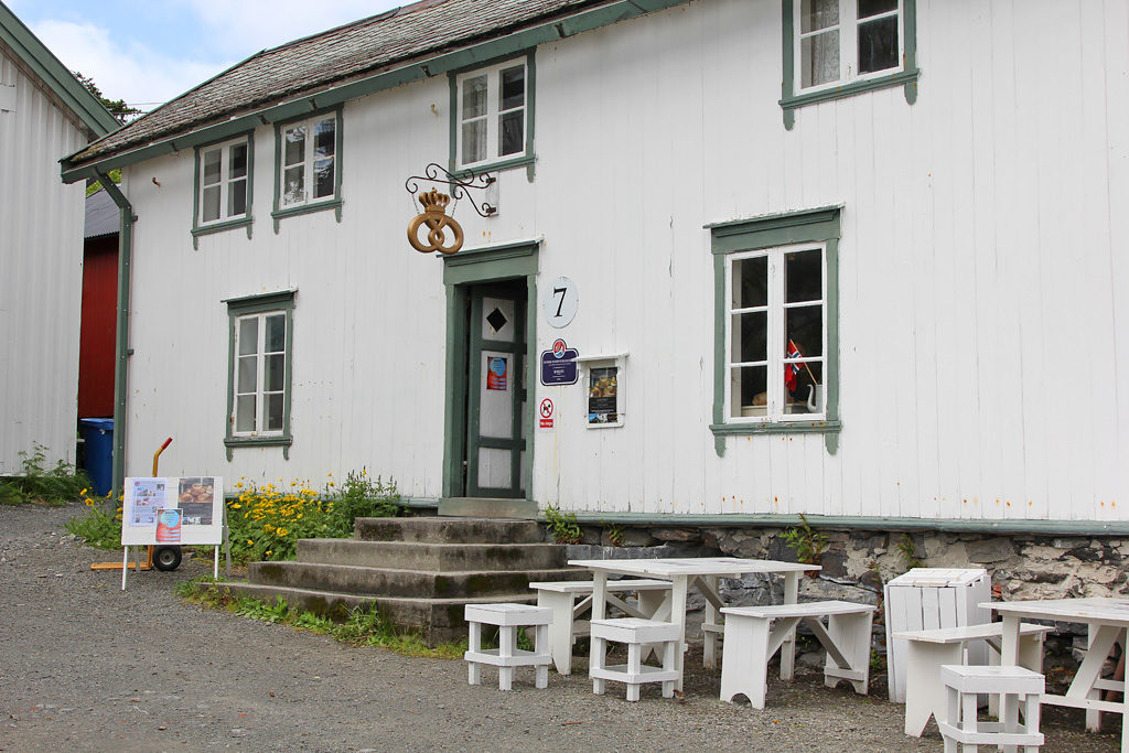 Boulangerie A i Lofoten