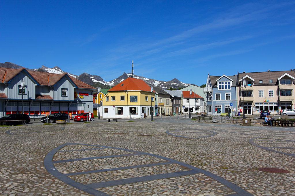 Kabelvag road trip Lofoten