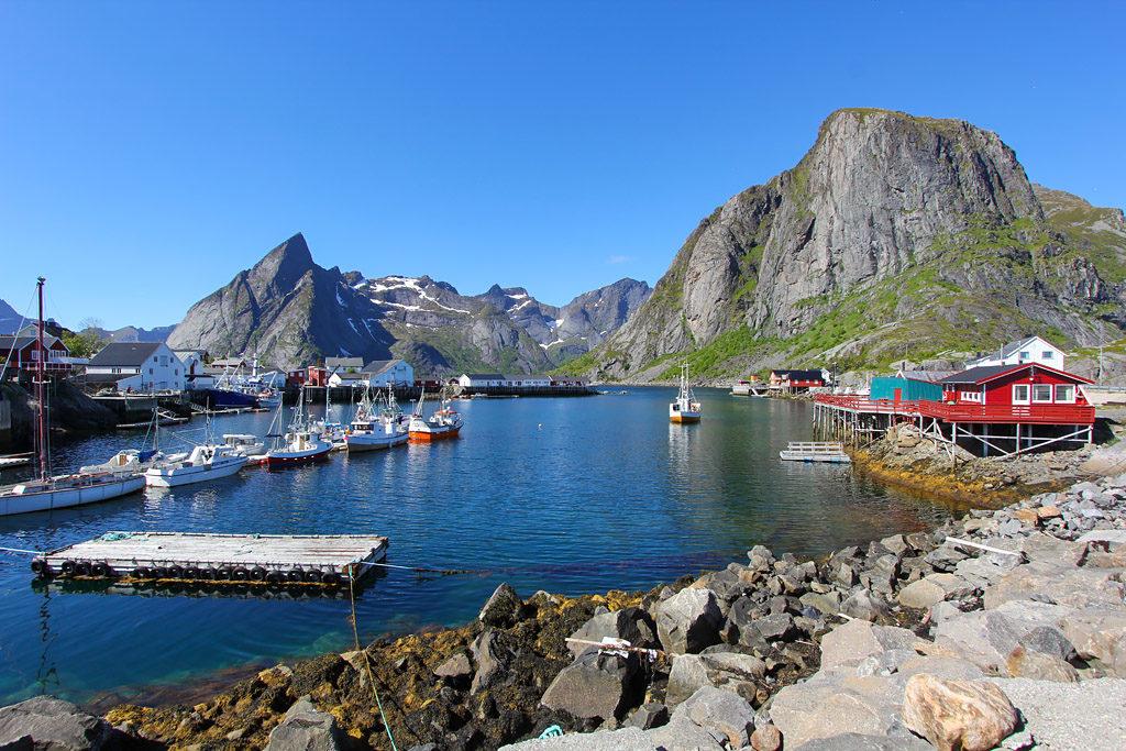 Sund road trip Lofoten