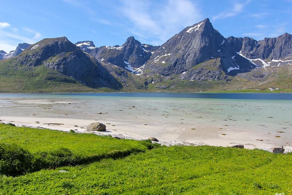 Vareid road trip Lofoten