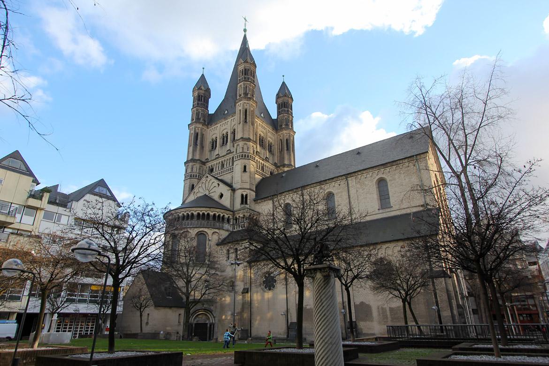 Cologne église Saint-Martin