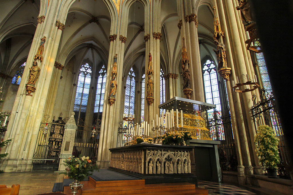 Cologne cathédrale