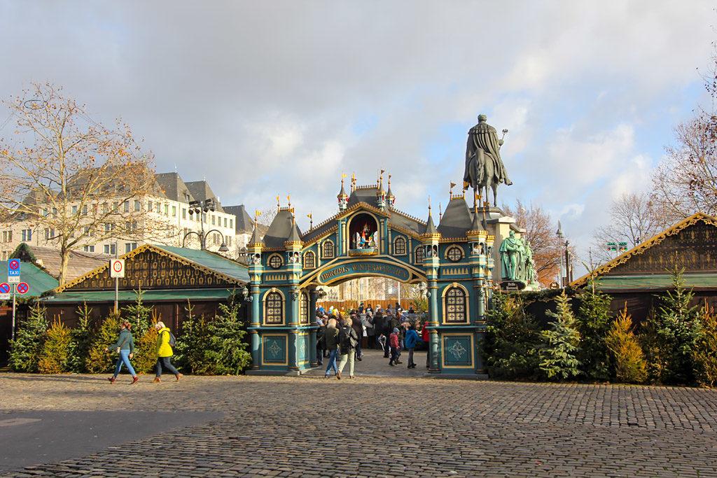 Cologne visiter marché de noël