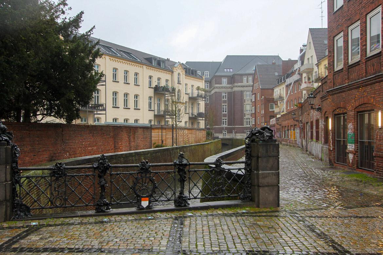 Düsseldorf vieille ville Altstadt