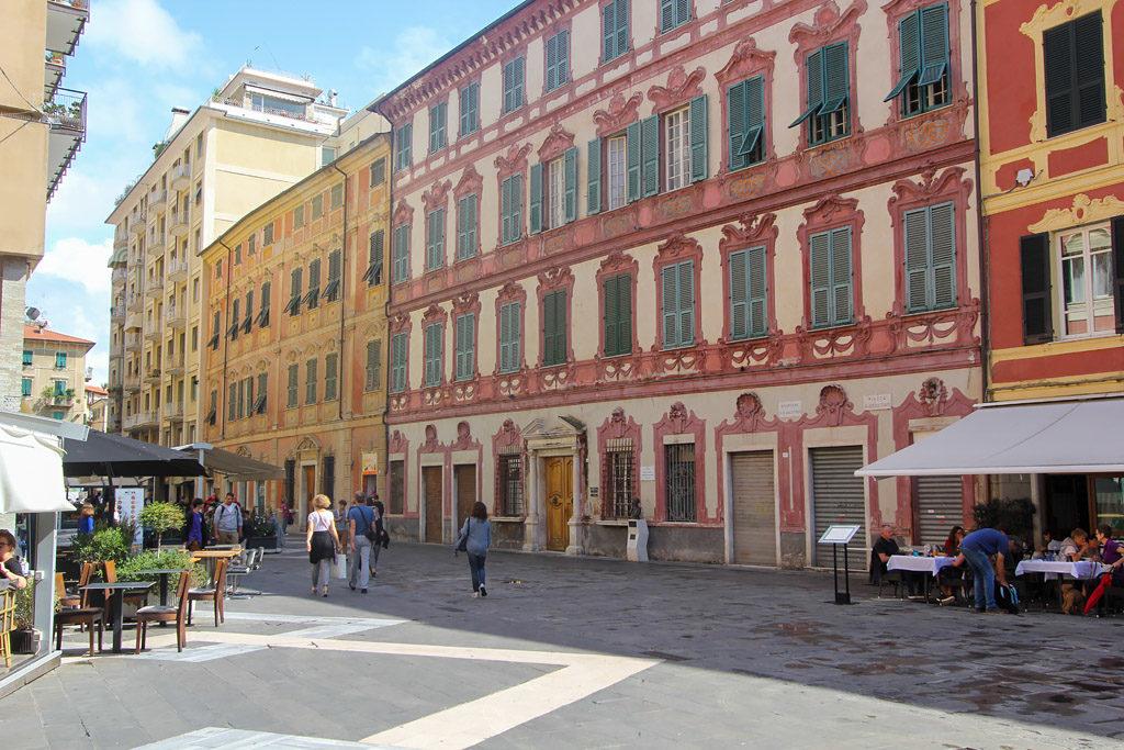 Visiter La Spezia centre ville Cinque Terre