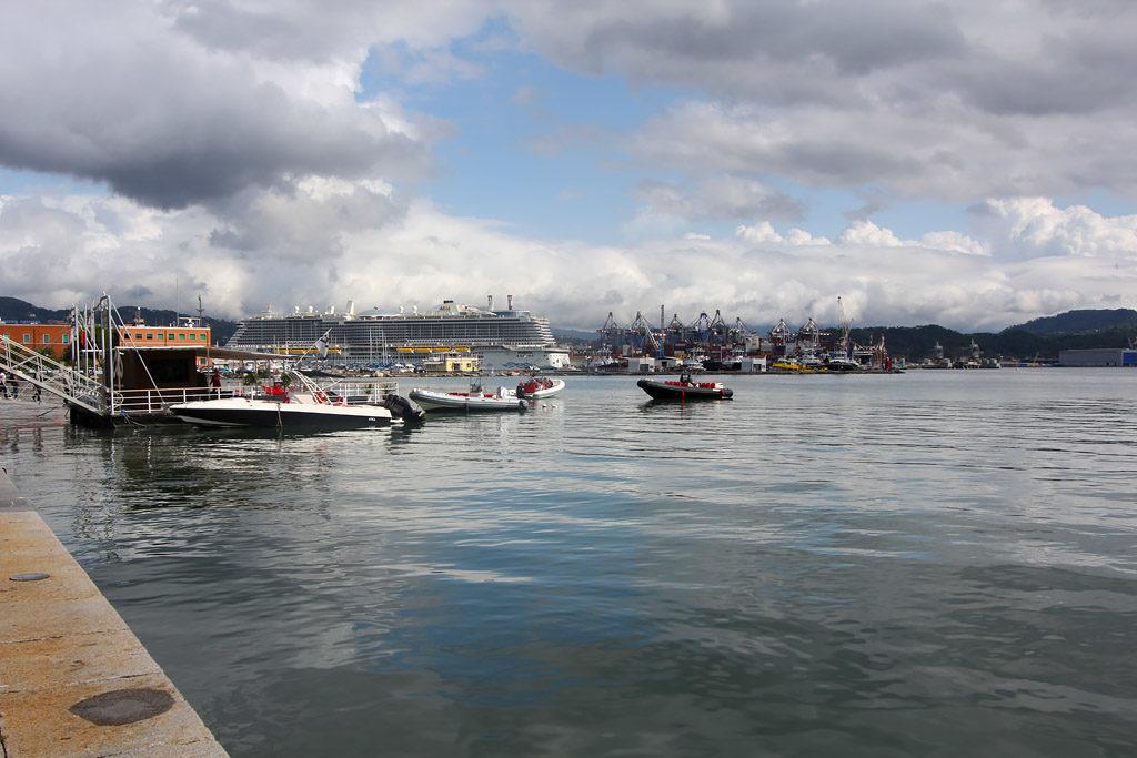 Port La Spezia Cinque Terre Italie