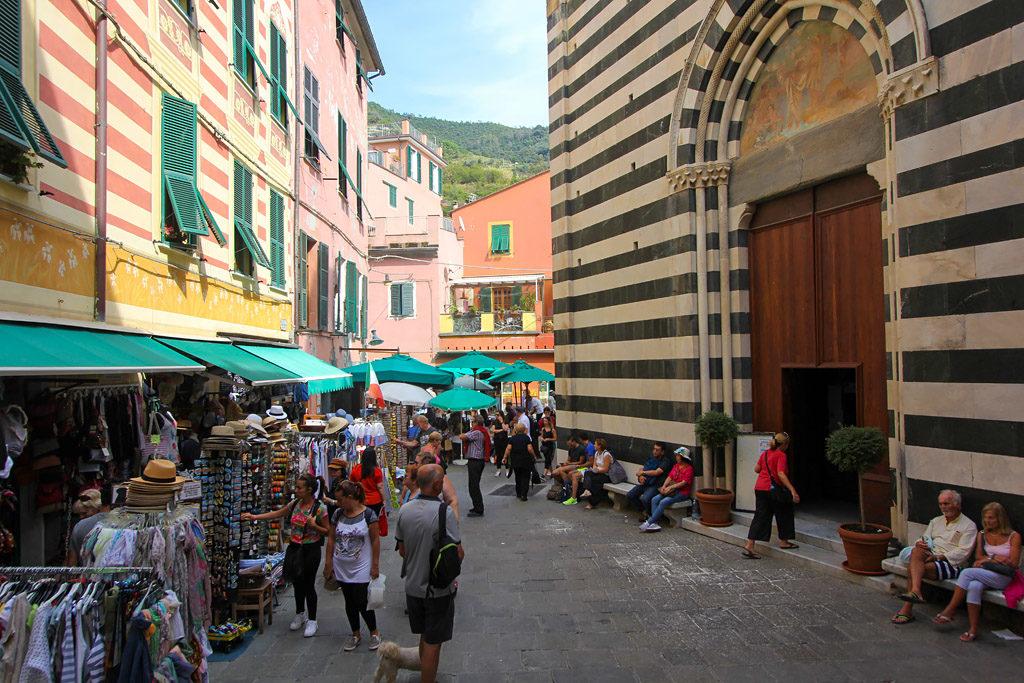 Visiter Monterosso aux Cinque Terre