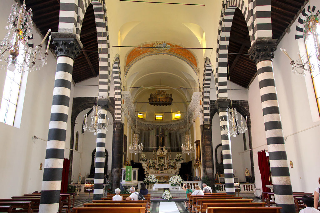 Eglise San Giovanni Battista Monterosso Cinq Terres
