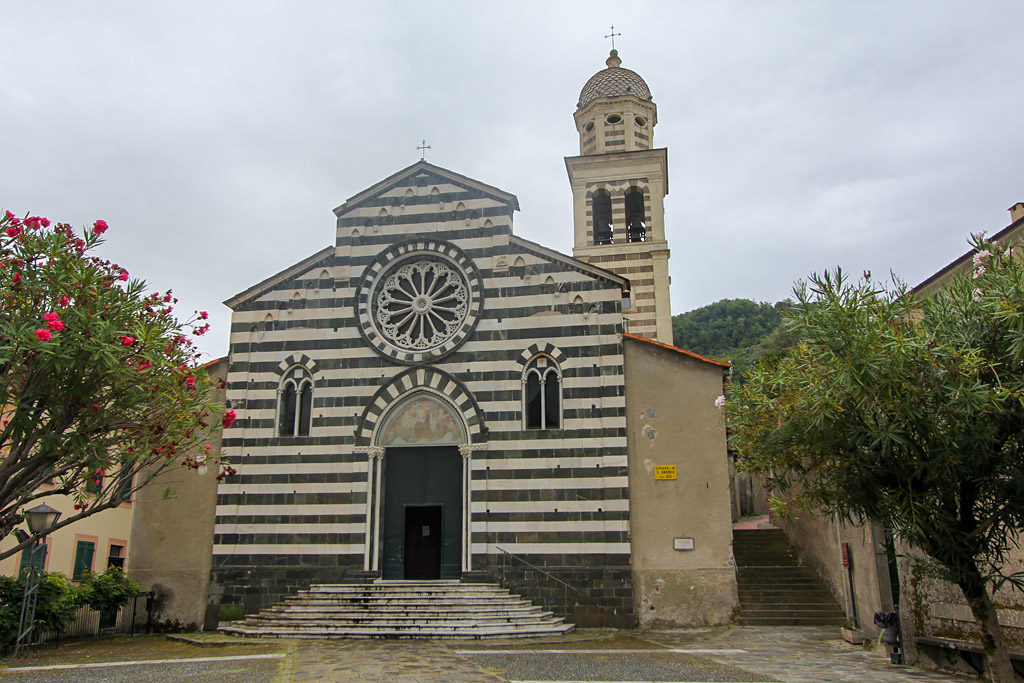 Eglise Levanto Cinque Terre