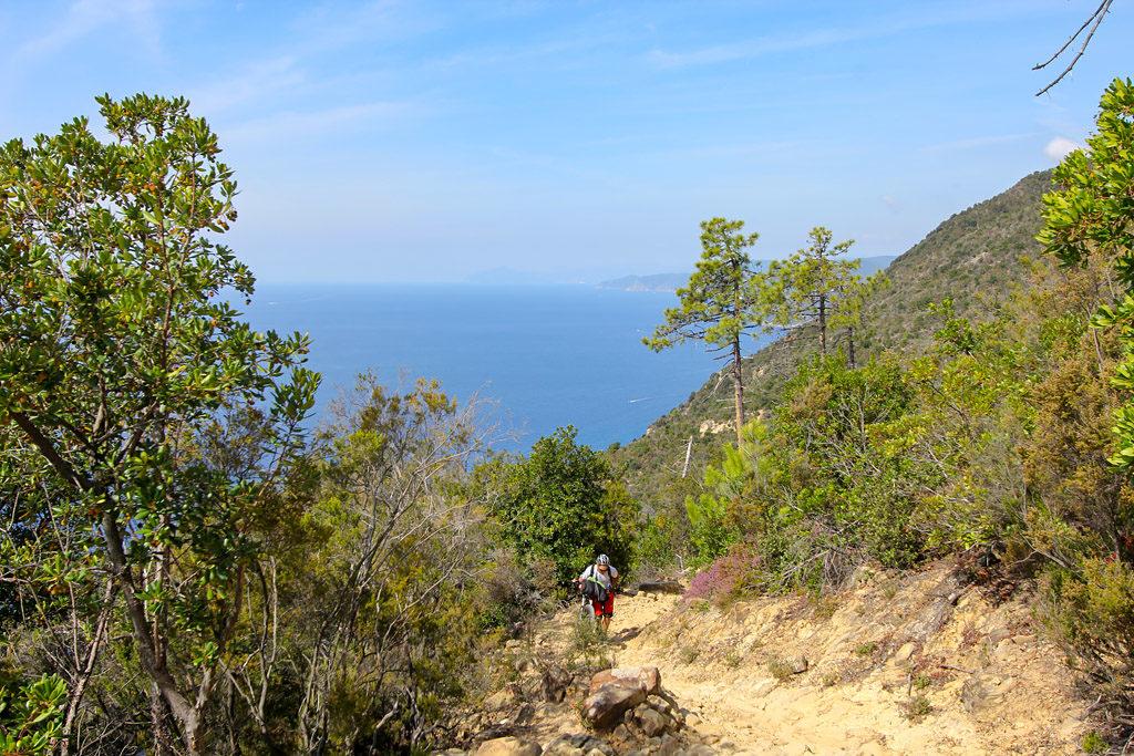 Randonnée Levanto Monterosso Cinque Terre