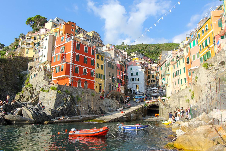 Visiter Riomaggiore aux Cinque Terre