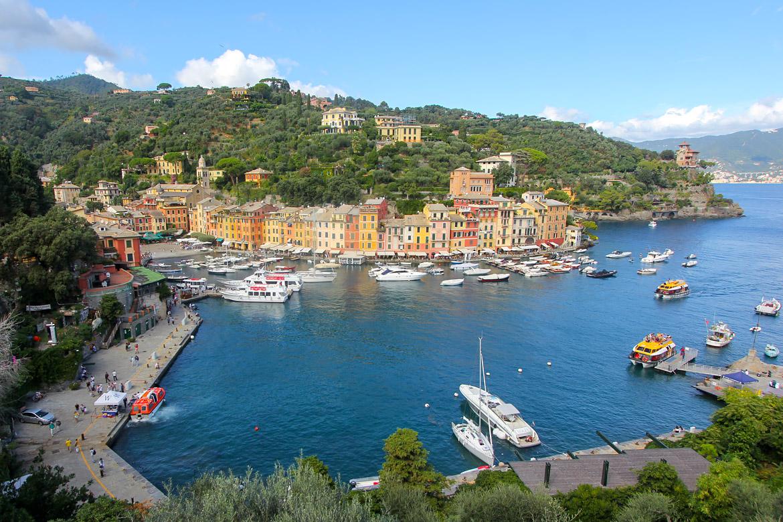 Port de Portofino Italie