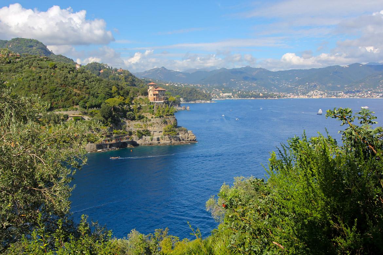 Baie de Portofino Italie