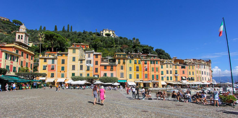 Portofino place piazzetta