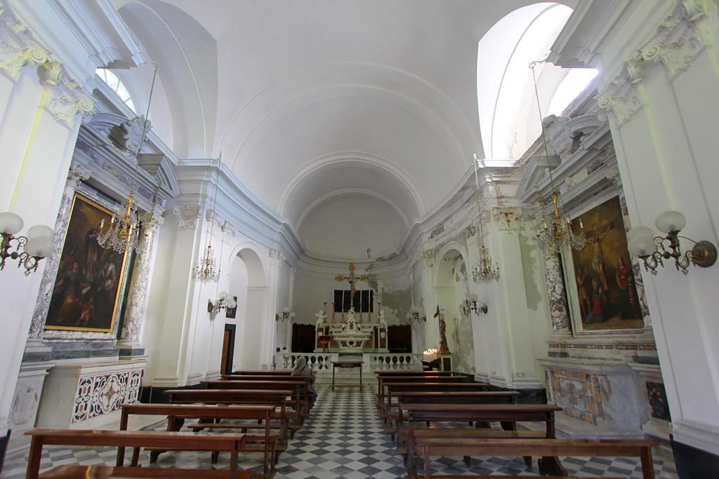 Eglise San Giorgio Portofino