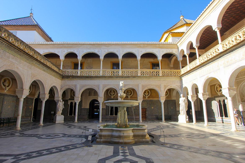 Casa de Pilatos Séville