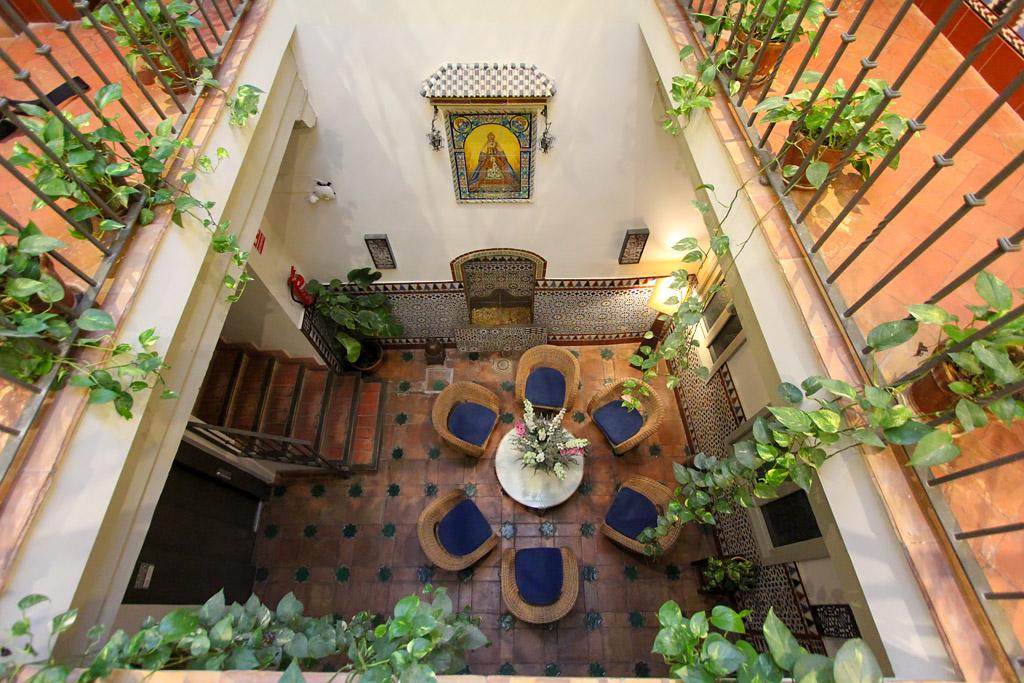 Hôtel Boutique Casas de Santa Cruz Séville