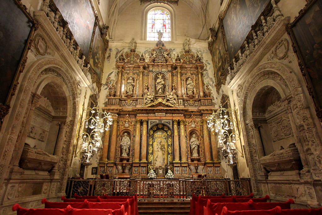 Cathédralle de Séville Espagne