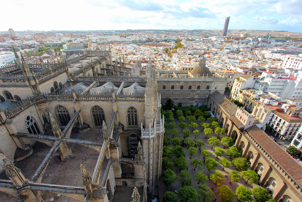 Giralda Séville Espagne