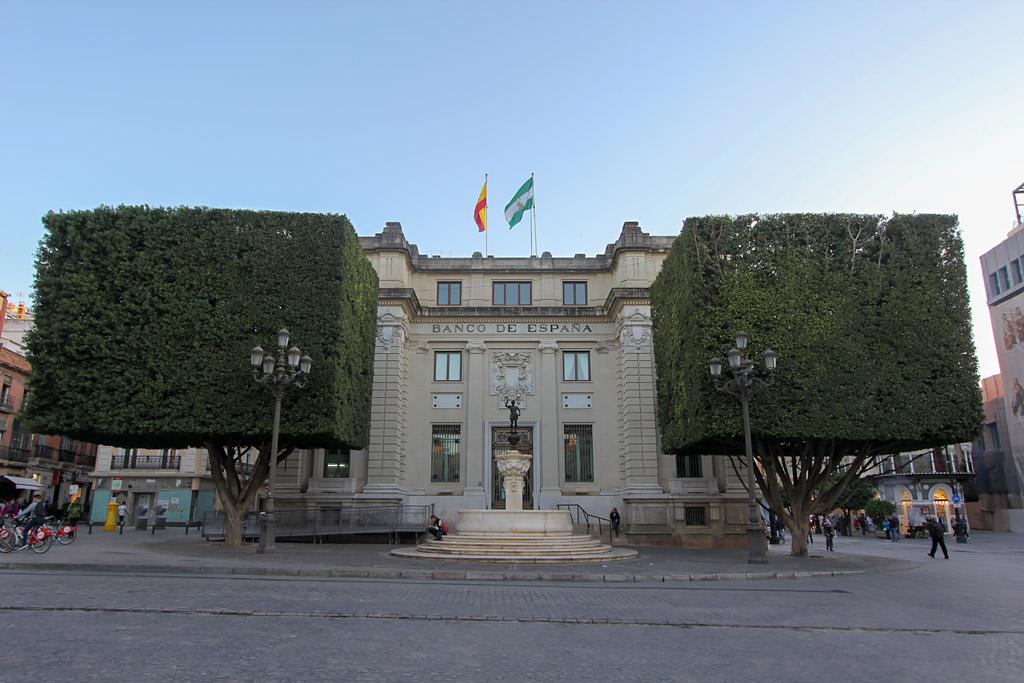 Banque d'Espagne Séville