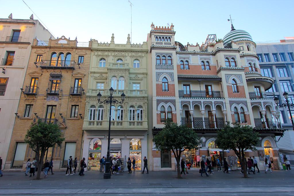 Quartier Centro de Séville