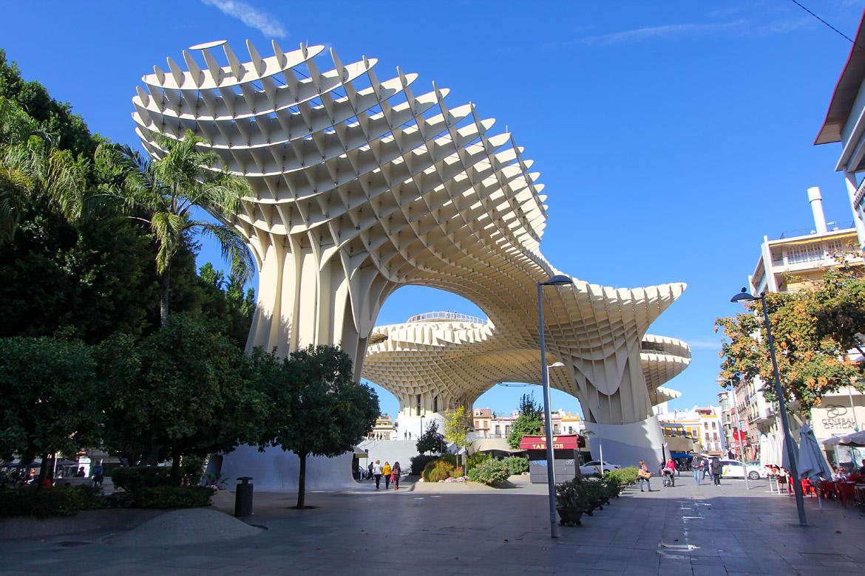 Metropol Parasol Séville