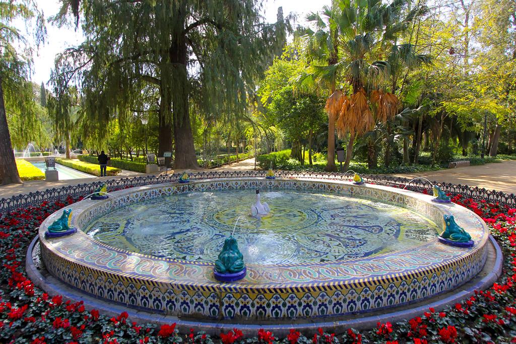 Parque de Maria Luisa Séville