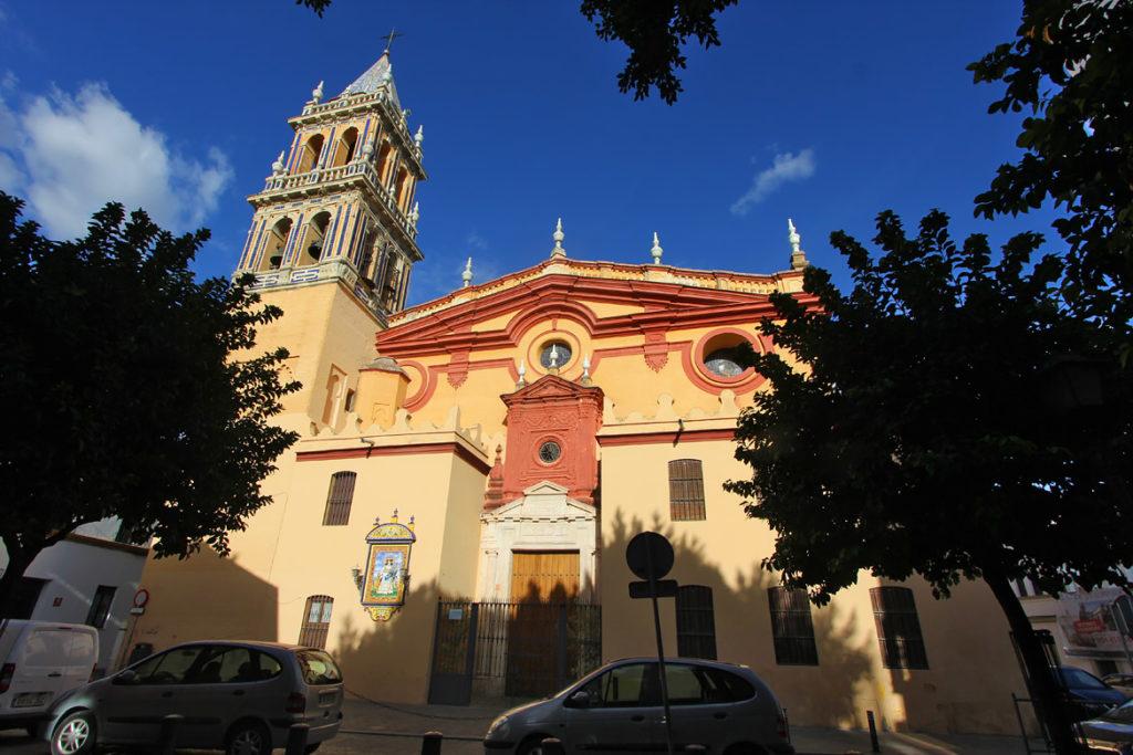 Eglise Santa Ana Triana Séville