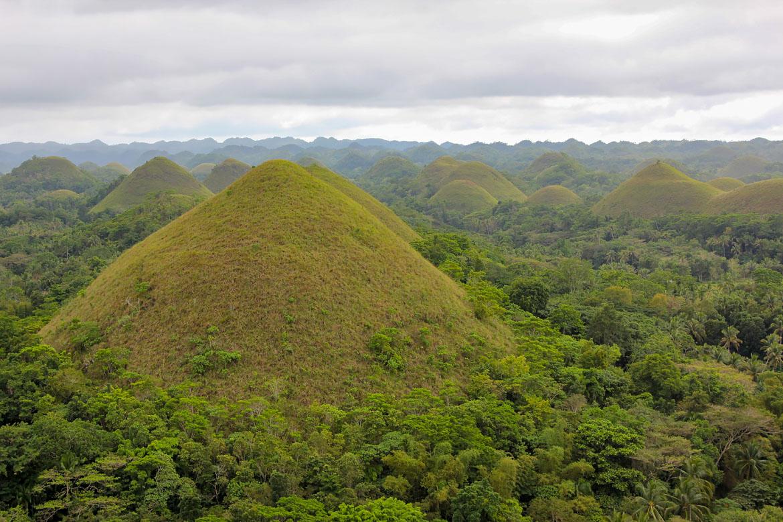 Bohol Chocolate Hills Complex
