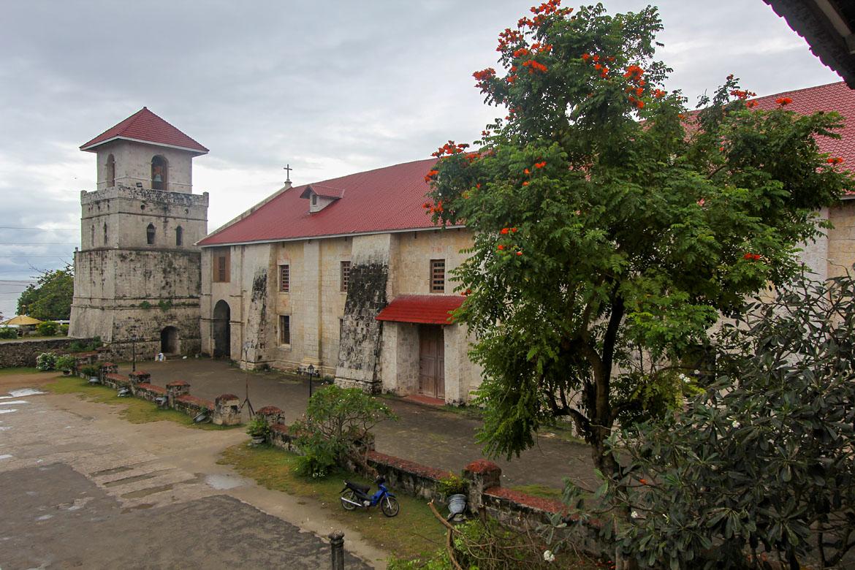 Bohol - Eglise Baclayon