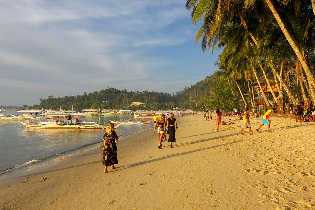 Plage Port Barton Philippines