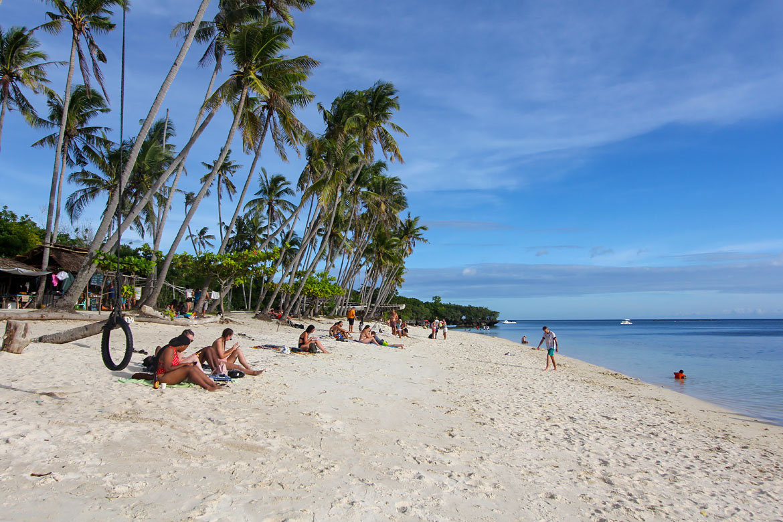 Siquijor plage Paliton beach