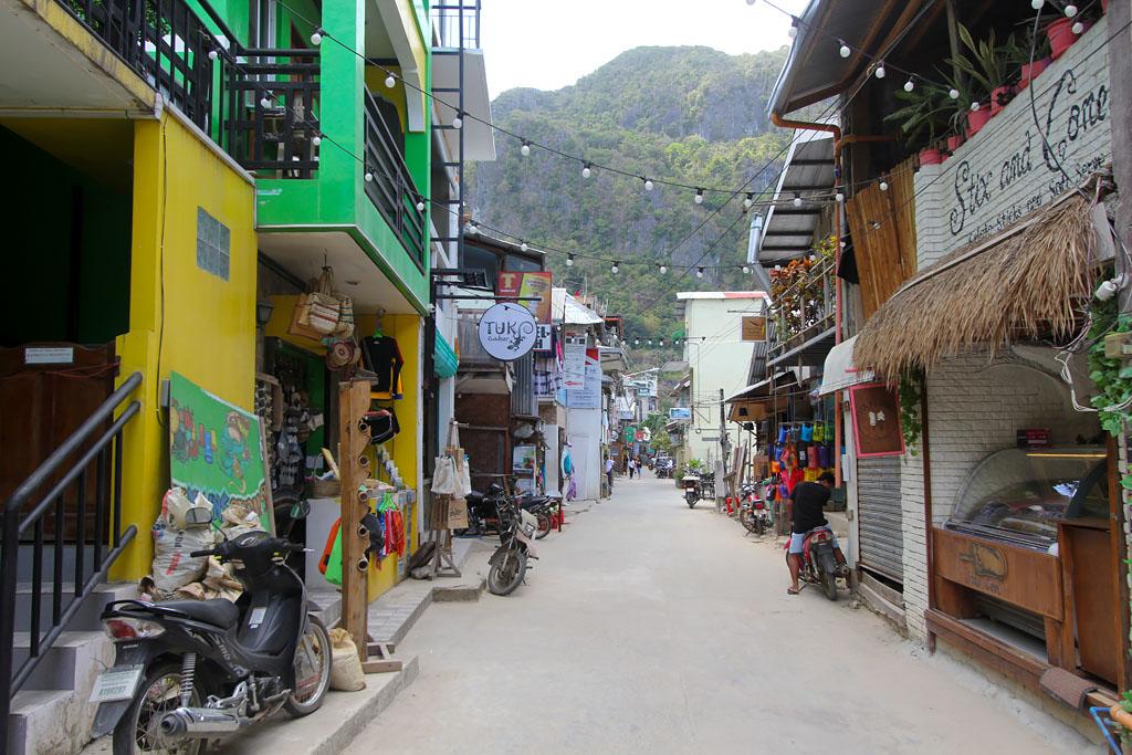 El Nido ville Palawan Philippines