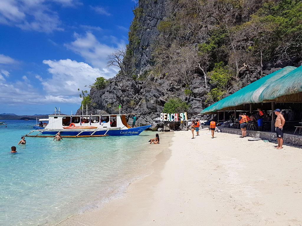 Beach 91 Coron Philippines