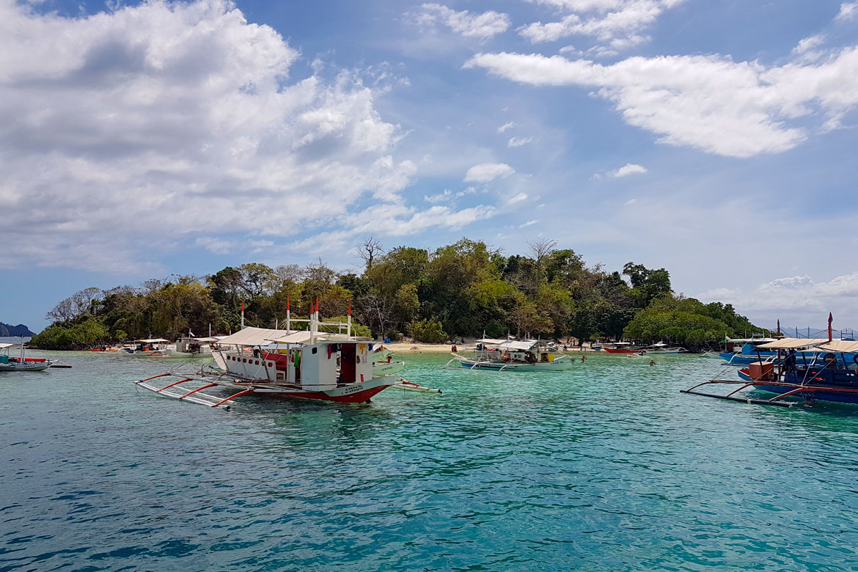 CYC Beach Coron Philippines