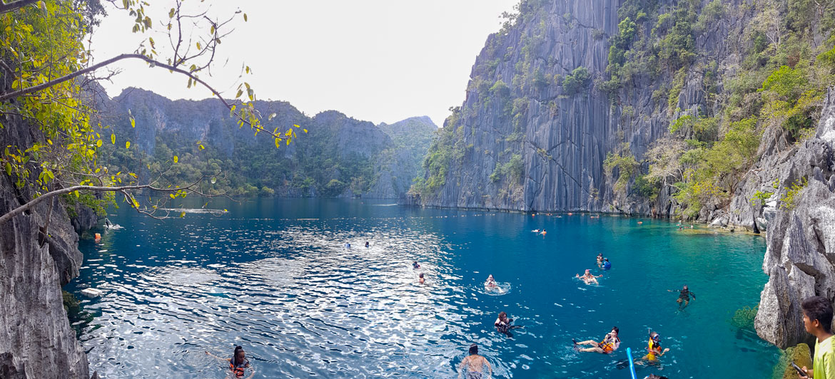Lac Barracuda Coron Philippines