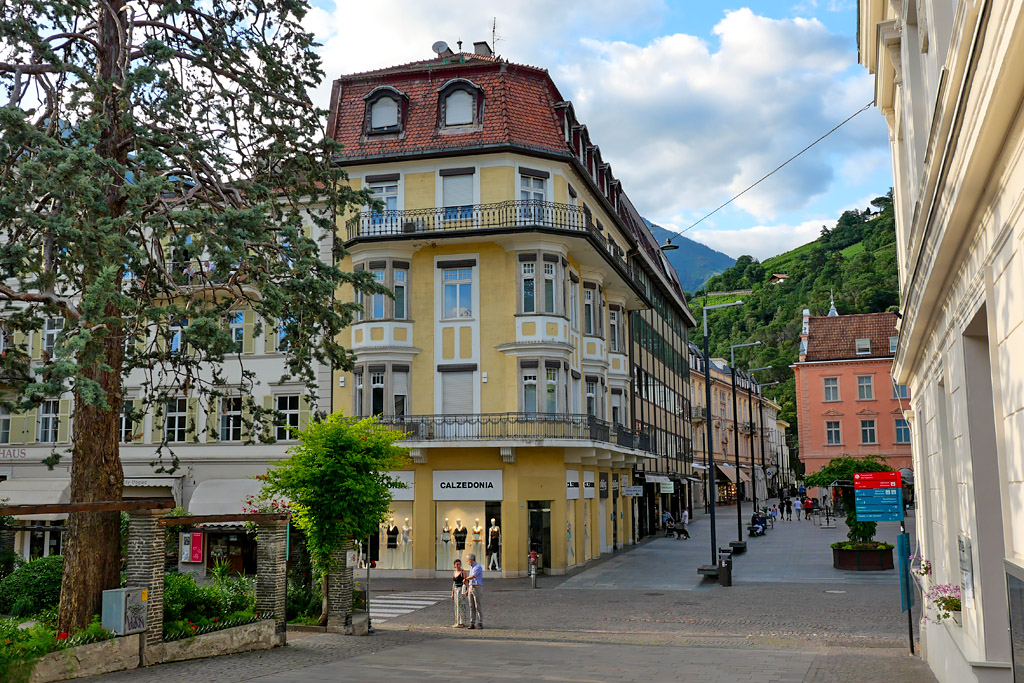 Merano Trentin-Haut-Adige Italie
