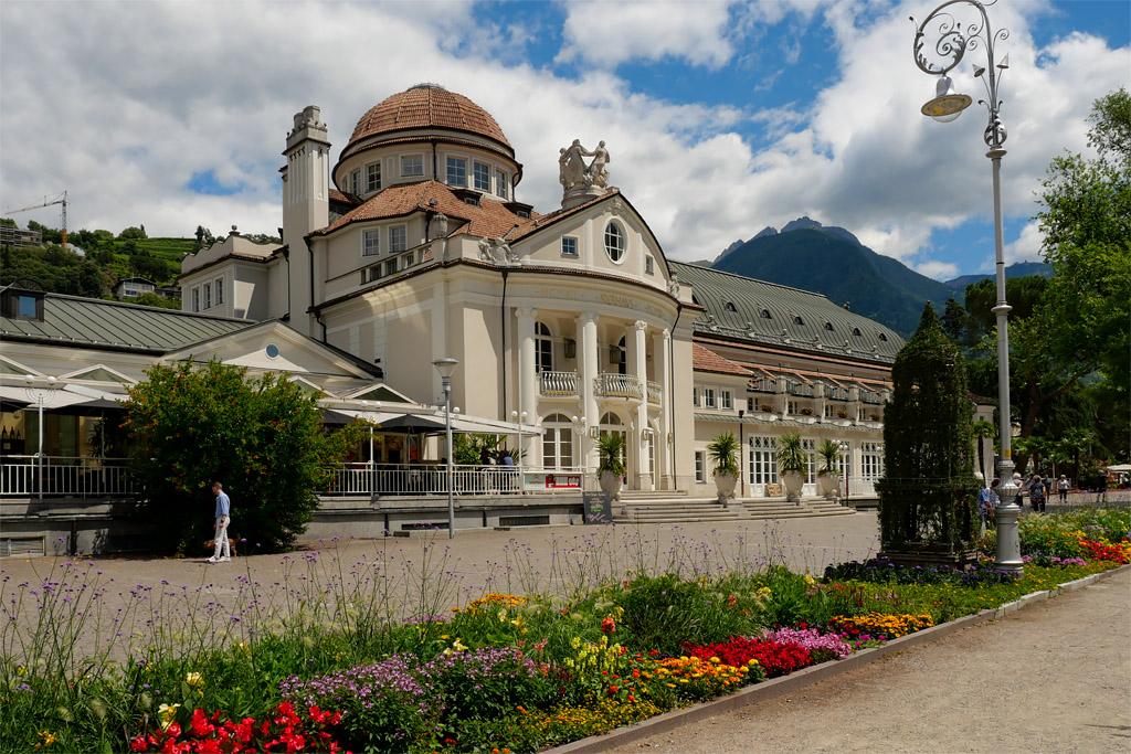 Kurhaus Merano Italie