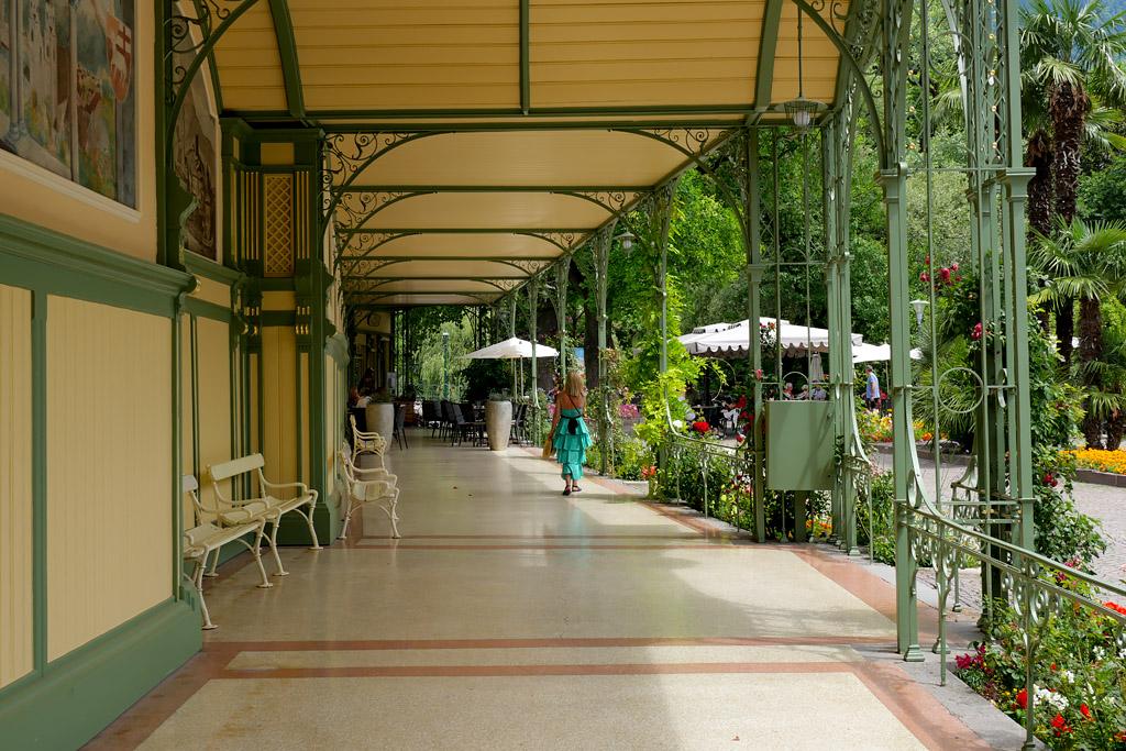 Arcades Merano Italie