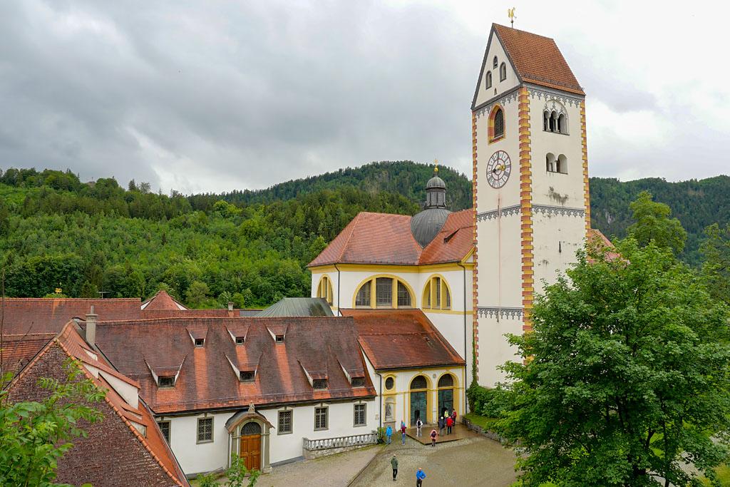 Fussen Bavière Allemagne