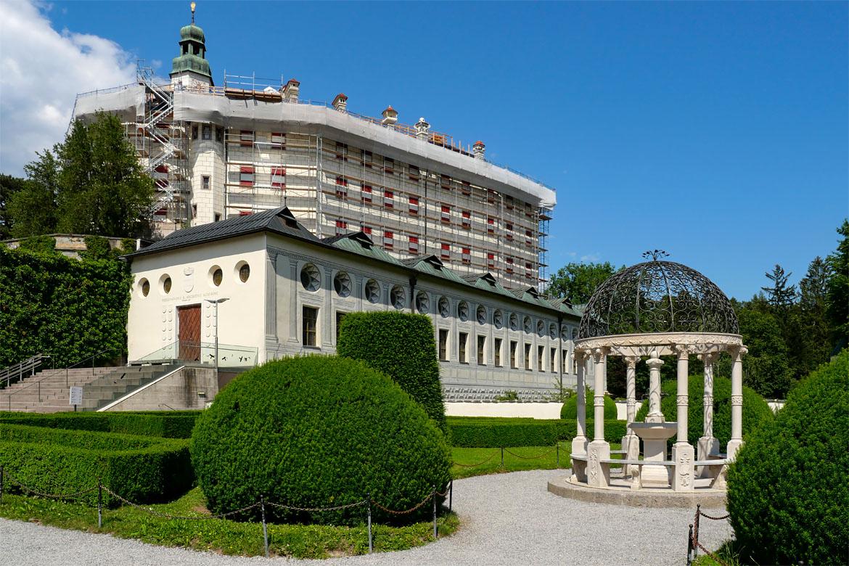 Innsbruck Château d'Ambras