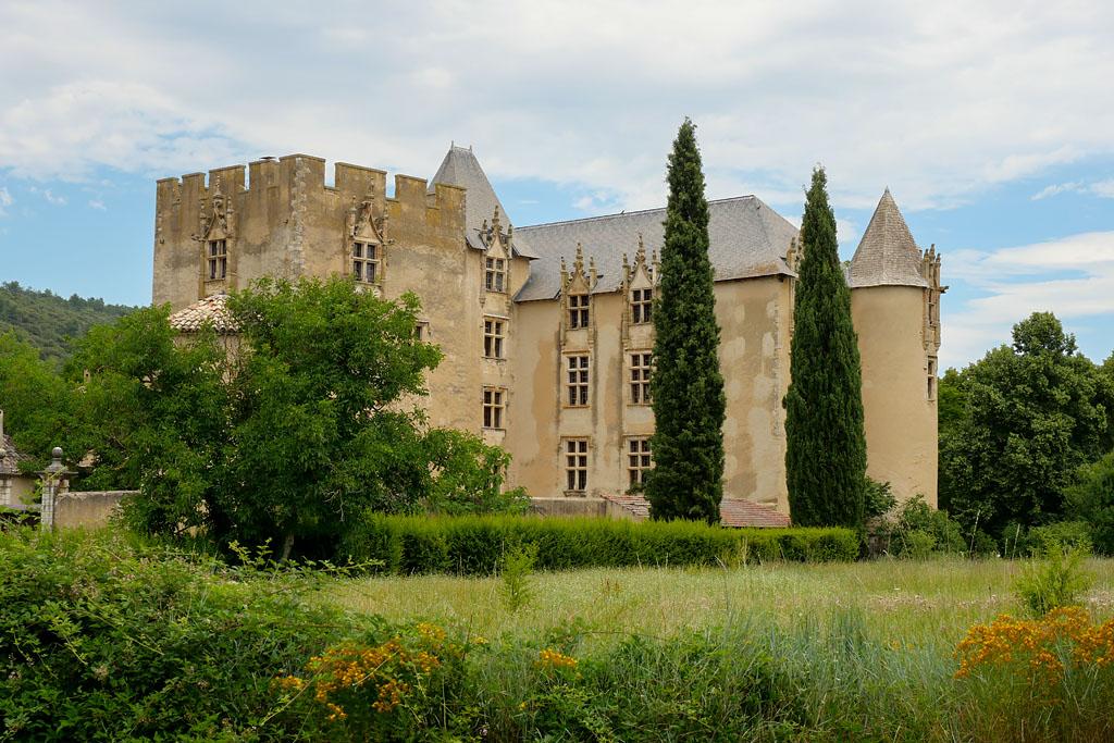 Chateau Allemagne en Provence France