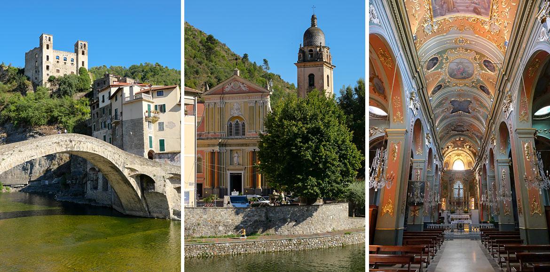 Dolceacqua Italie Ligurie