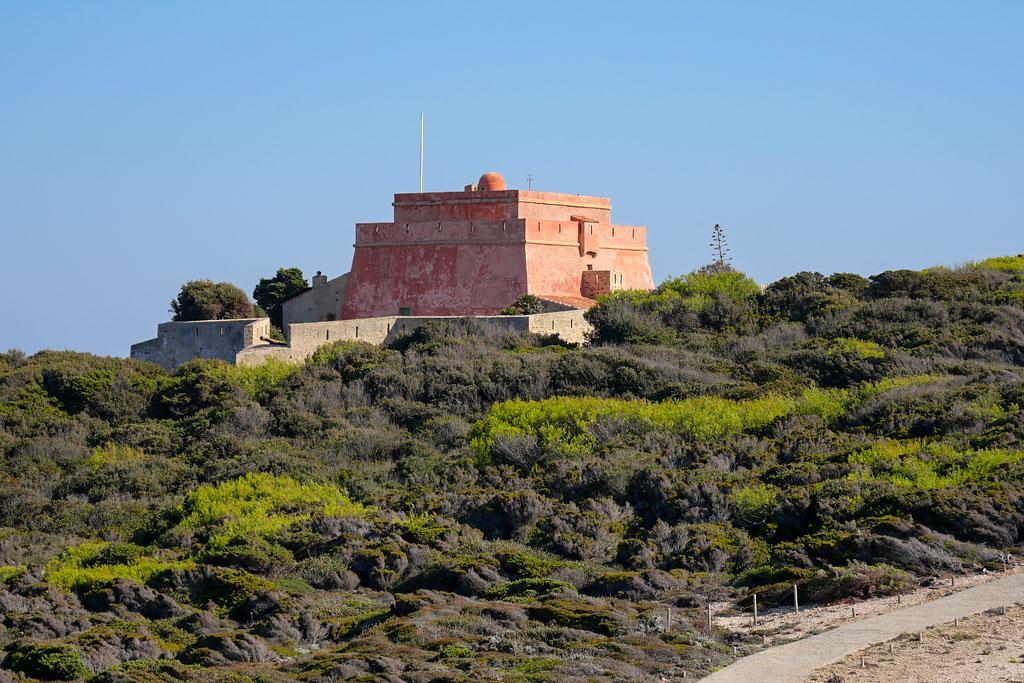 Fort du Grand Langoustier Porquerolles