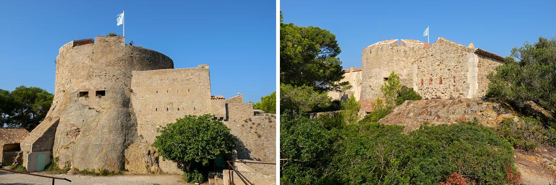 Porquerolles Fort Sainte-Agathe