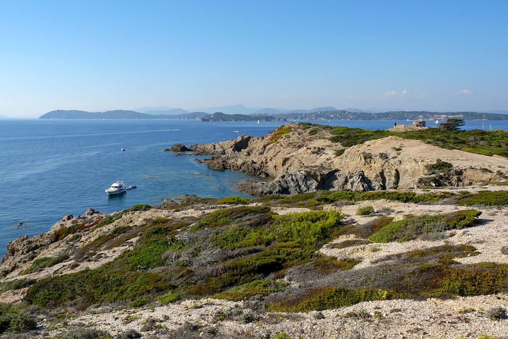Pointe Sainte Anne Porquerolles