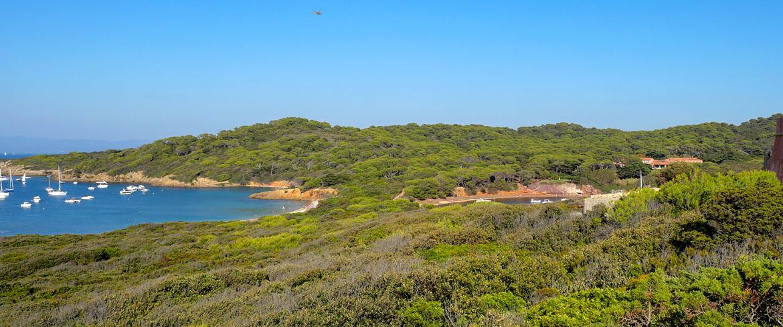 Presqu'île du Langoustier Porquerolles
