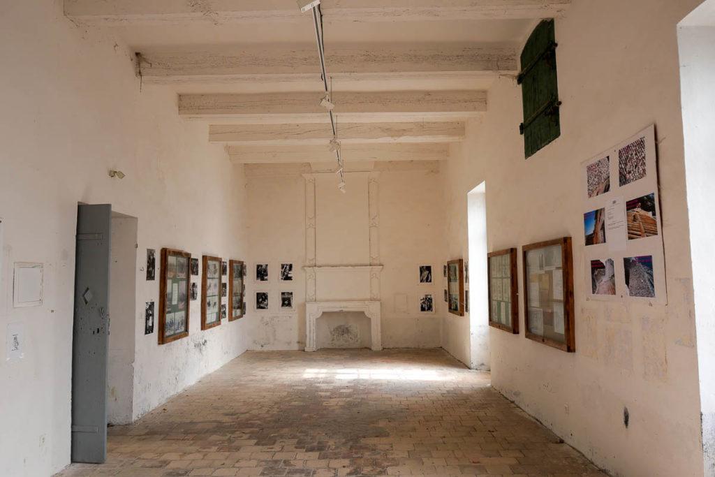 Citadelle d'Entrevaux Caserne